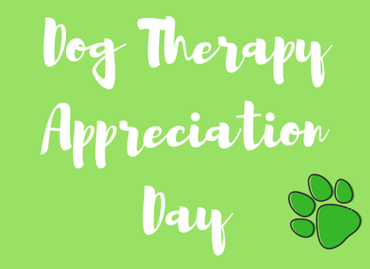 Dog Therapy Appreciation Day